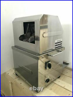 110V Electric Sugar Cane Ginger Juice Extractor Press Machine Commercial US Ship
