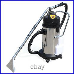 11Gal 40L 3-in-1 Carpet Sofa Curtain Cleaning Machine Household Dust Extractor