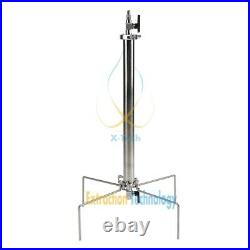 135g Closed Column Pressurized Extractors BHO Extractor kit. Stainless steel 304