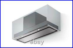 1544 Faber Victory 2.0 X A99 99cm Stainless Steel Built in Cooker Hood Extractor