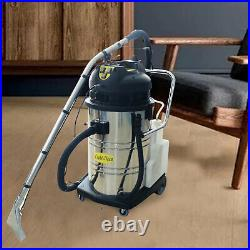 2110W Pro Carpet Deep Cleaning Machine Carpet Cleaner Extractor Equipment 60L