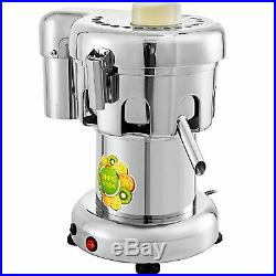 2800 RPM Commercial Juice Extractor Stainless Steel Juicer Heavy Duty WF-A3000