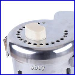 370W Electric Fruit Vegetable Extractor Squeezer Residue Juice Separation Juicer