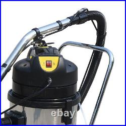 3 in1 Household Carpet Cleaning Machine Mobile Vacuum Dust Cleaner Extractor 40L