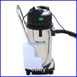 40L Household Cleaning Machine Portable Dust Extractor Carpet Curtain Cleaner