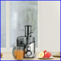 600W 1000ML Electric Juicer Juice Machines Extractor Centrifugal Fruit Vegetable