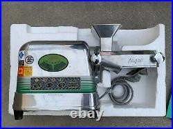 Angel Life Co. Juice Extractor Model A-003 Heavy Duty Masticating Juicer with Box
