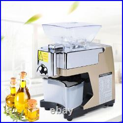 Automatic Oil Press Machine Oil Extraction Commerical Olive Extractor Expeller