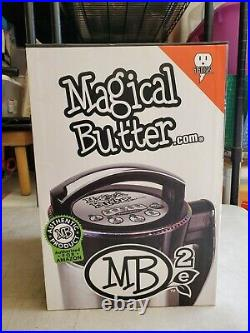 Brand New Sealed Magical Butter Machine MB2e Botanical Extractor