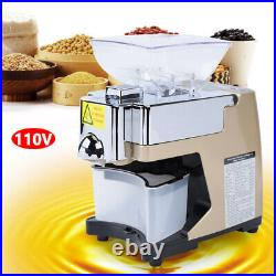 Commerical Oil Press Machine Automatic Oil Extraction Extractor Expeller USA