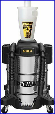 Dewalt Separator with 10 Gal Stainless Steel Tank, Dust Collector, DXVCS003