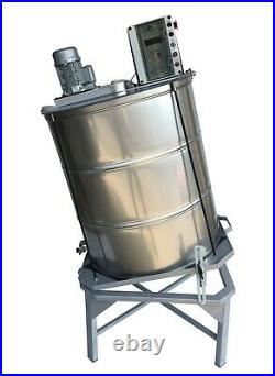 Electric Honey extractor 28/4 Stainless steel individually made (any frames)