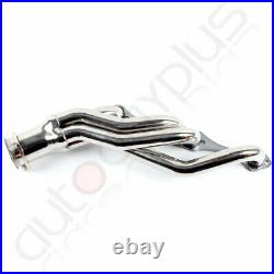 For Chevy Small Block A/f/g Ss Clipster Header Manifold Exhaust Extractor 5.0l
