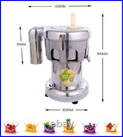 GOLDENWALL WF-A2000 Commercial Juice Extractor stainless steel Juicer Juice mac