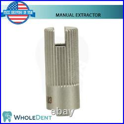 Implant Broken Fixation Screw Extractor Kit Dental Implant Surgical Tool SOS
