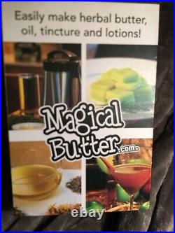 MAGICAL BUTTER MB2E Botanical Extractor Machine with MB2e Machine, Silver