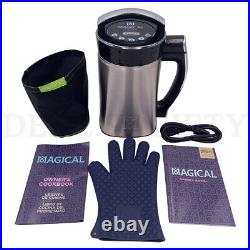 Magical Butter Maker 2 MB2e Herbal Oil Tincture Extractor Decarboxylation BUNDLE