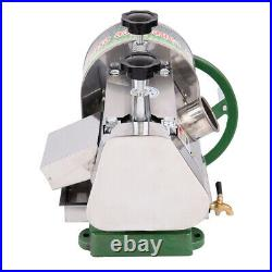 Manual Commercial Sugar Cane Press Juicer Juice Machine Extractor Mill 50kg/h