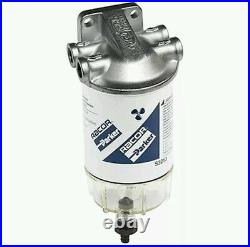 Marpac/racor Fuel/ Water Separator Filter Kit Stainless Steel 10 Micron 7-0879