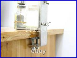 Mini Manual Oil press machine Oil Press Household Stainless Steel Oil Extractor