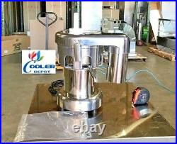 NEW Commercial Juicer Extractor Machine UJC370E Auto Feed Orange Squeezer NSF