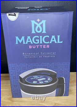 New Magical Butter Machine MB2E Botanical Extractor with Magical Butter Cookbook