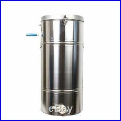 New Stainless steel Honey Extractor honey-shaking machine with filter