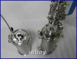 New in box Closed loop oil extractor 1LB 304 Stainless steel