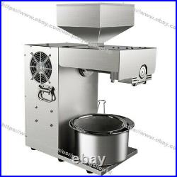 Nut Seeds Automatic Oil Press Machine Olive Oil Press Extractor Pressing Machine
