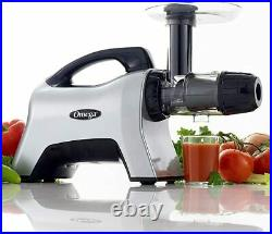 Omega NC1000HDS Juicer Extractor Nutrition System Creates Juice