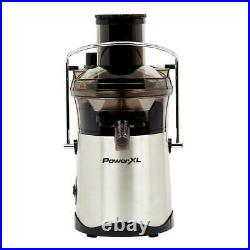 PowerXL Electrical Self-Cleaning Juice Extractor Machine in Stainless Steel