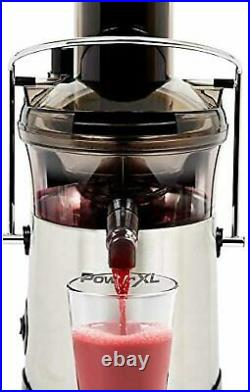 PowerXL Plus Self-Cleaning Juicer Machine Centrifugal Juice Extractor BPA-Free