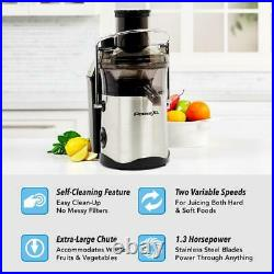 Power XL Electrical Self-Cleaning Juice Extractor Machine, Kitchen, Gym Kitchen