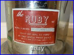 Ruby 2000 Commercial Juicer Juice Extractor