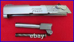 Ruger P94DC Slide Barrel Recoil-spring Guide-rod Sights Extractor. 40 cal P-94