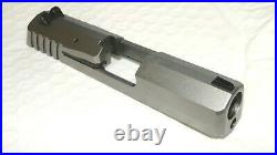 Sccy Cpx-2 9mm Stainless Steel Complete Slide, Firing Pin, Extractor, Sights
