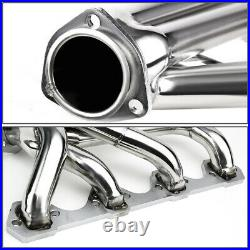 Shorty Ss Tubular Exhaust Manifold Header Extractor For 64-77 Mustang 302cu 5.0