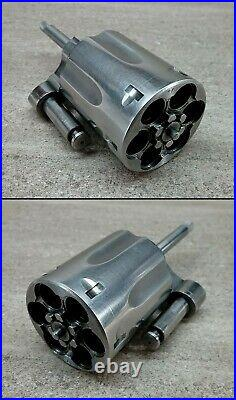 Smith & Wesson RECESSED Cylinder / Yoke / Extractor Model 66 -1 & 65 -2 ONLY