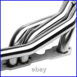 Ss Tubular Exhaust Manifold Header Extractor 88-97 Chevy Gmc Pick 5.0/5.7 Pickup