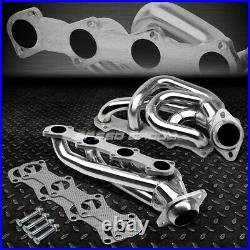 Ss Tubular Exhaust Manifold Header Extractor 97-03 Ford F150 F250 Expedition V8