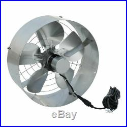 Stainless Steel Air Vent 12.5 Ventilation Extractor Exhaust Air Blower Fan