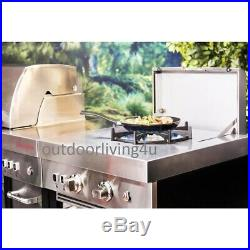 Stove Top ADD ON component to separate outdoor kitchen purchase