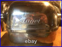 Super Angel Juice Extractor SA3500 Full Stainless Steel Construction Slow Juicer
