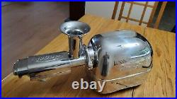 Super Angle 5500 All Stainless Steel Twin Gear Juicer Extractor
