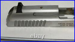 TAURUS PT92AFS 9mm STAINLESS SLIDE, BARREL, GUIDE ROD, FIRING PIN, EXTRACTOR
