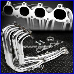Tri-y Exhaust Manifold Header Extractor For 94-01 Integra Gsr/type-r/civic Si