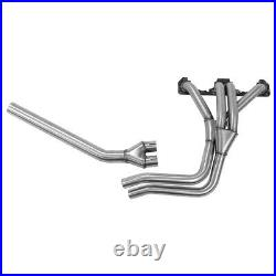 Triumph Spitfire Mk3, 1500 Extractor Manifold Stainless Steel Phoenix Exhausts
