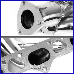 Tubular Exhaust 6-2 Manifold Header Extractor For 996 997 01-08 911 Twin Turbo