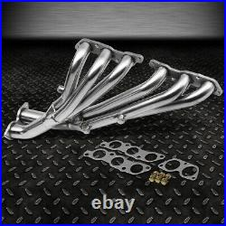 Tubular Exhaust Manifold Header Extractor For 01-05 Is300 Altezza Xe10 3.0 2jz