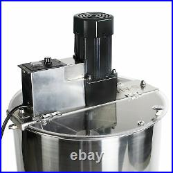 VIVO Large Electric Two (2) Frame Stainless Steel Honey Extractor (BEE-V002E)
